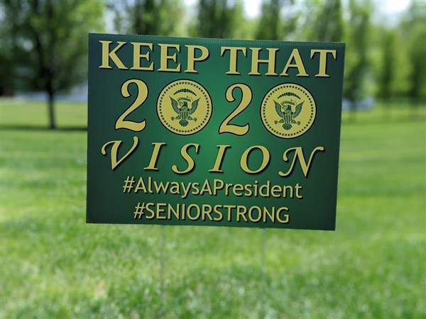 """Keep That 2020 Vision"""