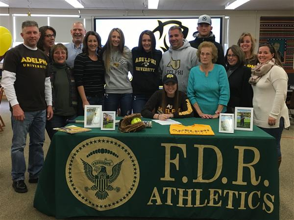 Senior Student-Athlete Amanda Owens Signs Letter of Intent to Attend Adelphi University