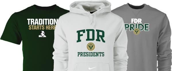 FDR Online Apparel Store: Two Ways to Save!