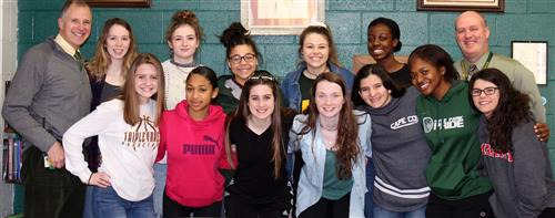 FDR Girls Basketball