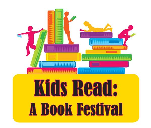 Kids Read: A Book Festival - April 13th