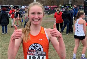 Junior Sarah Trainor Qualifies for National Cross Country Championship