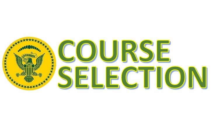 FDR Course Selection