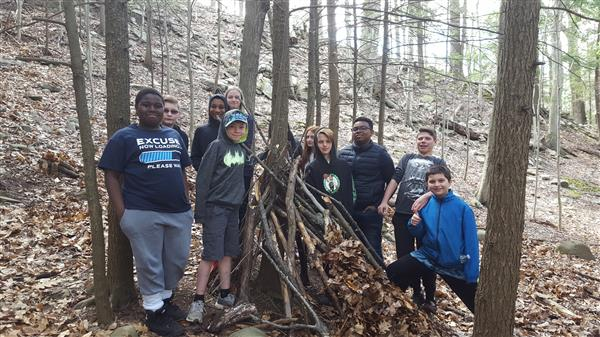 6th Grade Field Trip to Ashokan