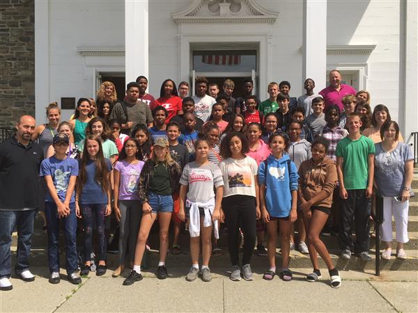Enrichment Program Makes Learning Fun HMS Hosts Second Summer Program