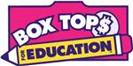 NEW Boxtops for Education