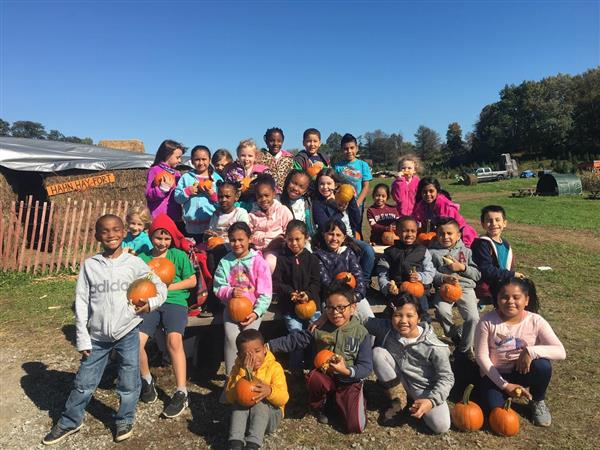 2nd Grade At Hahn Farms