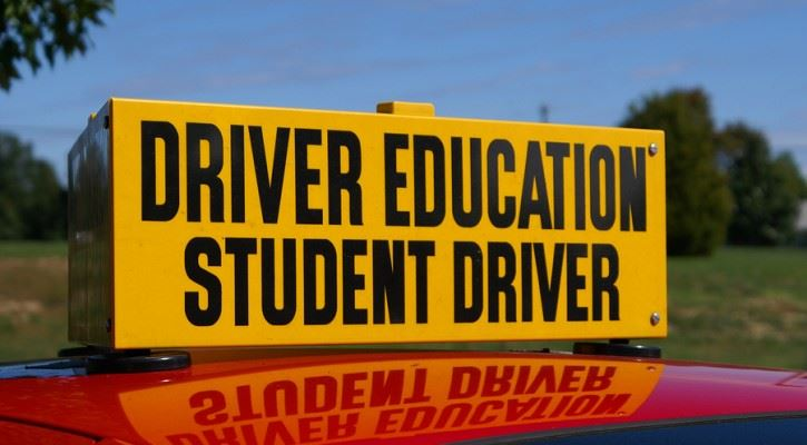 Driver Education Course - Summer 2019