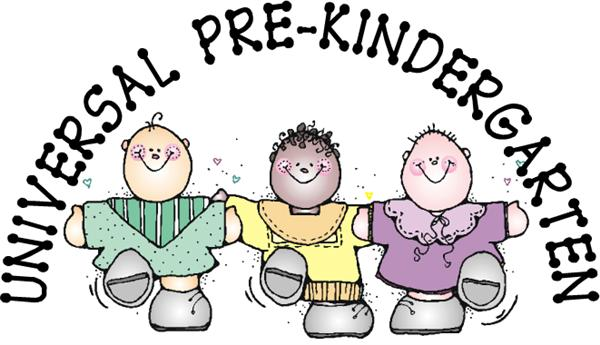 Few Openings Still Available - Universal Pre-K Registration for 2019-2020