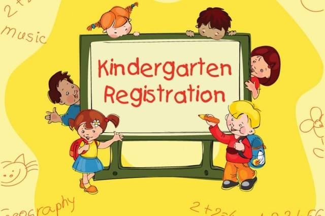 Kindergarten Registration Is Open for 2019-2020
