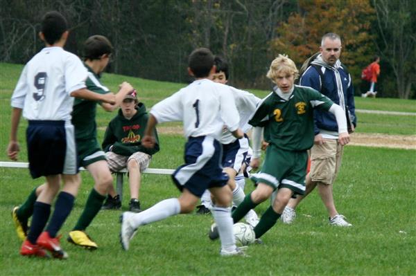 FDR Boys Soccer / vs. *Pine Plains 10/14